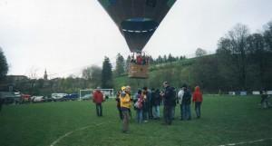 Montgolfière 2004